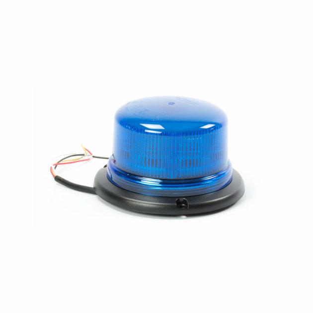 Bljeskalica B16 LED fiksna plava