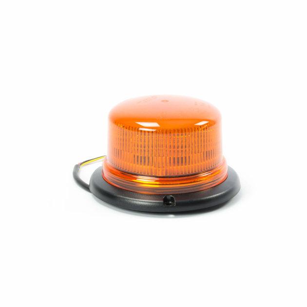 LED Beacon B16 Yellow