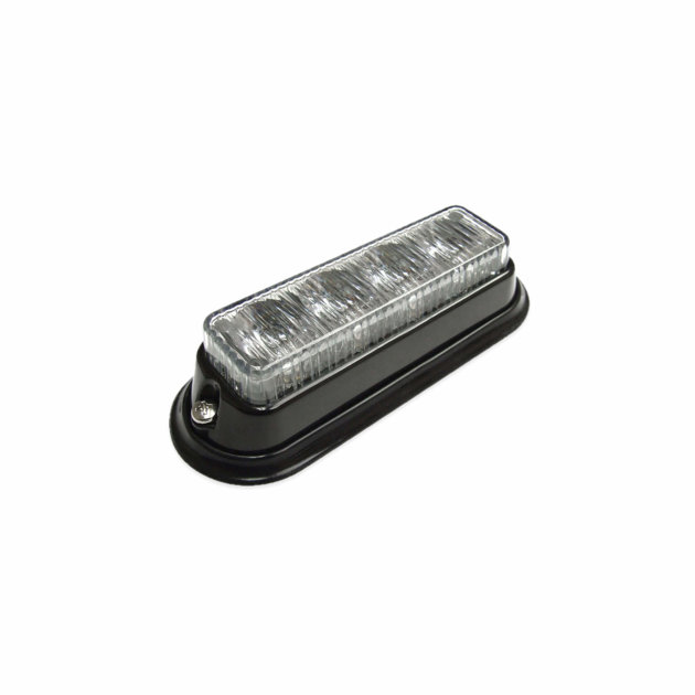 LED Lighthead Power LED 4, for firefighters, police and emergency
