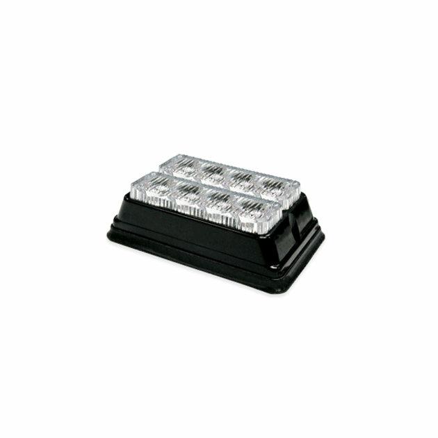 Bljeskalica LED modul 8, za vatrogasce, policiju i ostale žurne službe