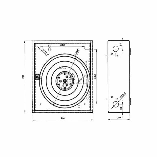hidrantski-zidni-ormar-koji-se-sastoji-od-cijevi-namotane-na-vitlo-unutar-bubnja-mlaznice-i-kutnog-ventila