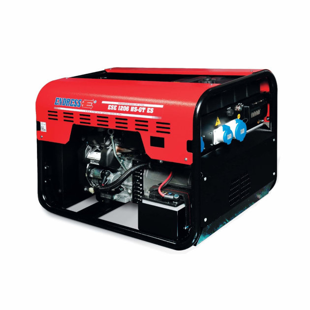 Agregat za struju ESE 1206 DHS-GT ES, Endress