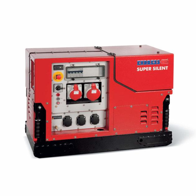 Endress agregat za struju ESE 908 DBG ES ISO DUPLEX Silent