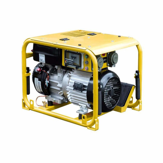 Endress agregat za struju ESE 304 HG DIN, agregat za ugradnju u vatrogasna i ostala specijalna vozila