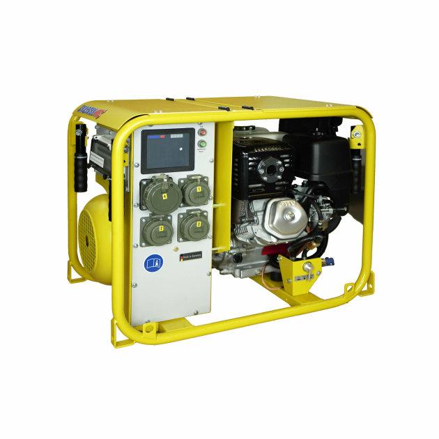Endress agregat za struju ESE 604 DHG DIN, za ugradnju u vatrogasna i specijalna vozila