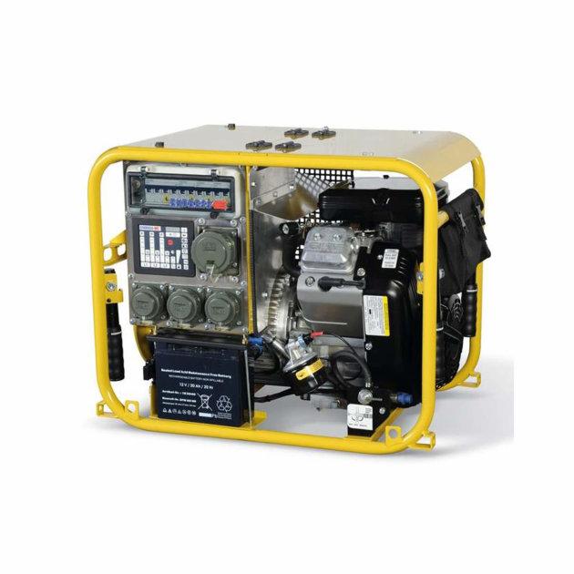 Endress agregat za struju ESE 604 DBG DIN, za ugradnju u vatrogasna i specijalna vozila