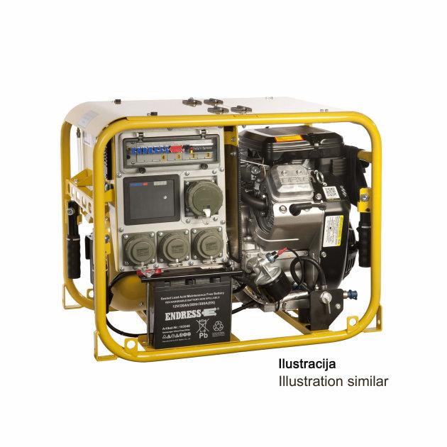 Endress agregat za struju ESE 954 DBG DIN, za ugradnju u vatrogasna i specijalna vozila