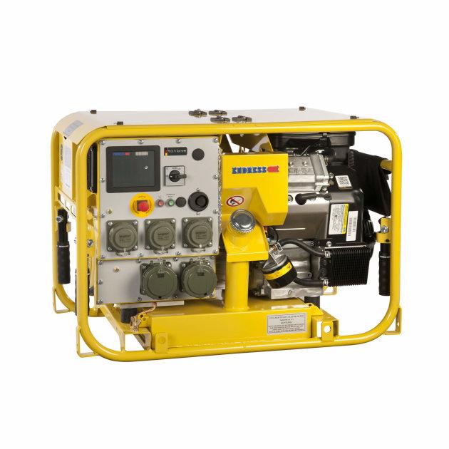 Endress agregat za struju ESE 1104 DBG DIN, za ugradnju u vatrogasna i specijalna vozila
