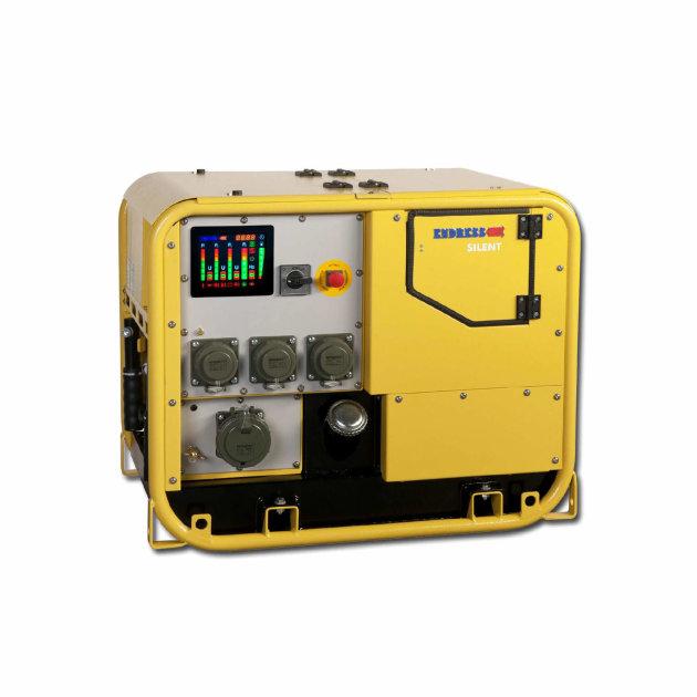 Endress agregat za struju ESE 957 DBG ES DIN Super Silent, agregat za ugradnju u vatrogasna i specijalna vozila