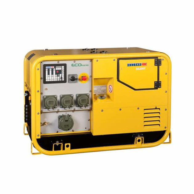 Endress agregat za struju ESE 1107 DBG ES DIN, za ugradnju u vatrogasna i specijalna vozila