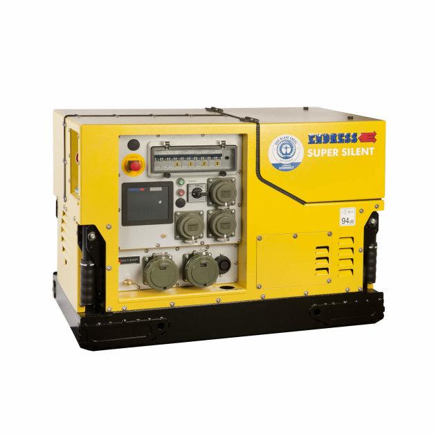 Endress agregat za struju ESE 1308 DBG ES DIN Super Silent Plus, za ugradnju u vatrogasna i specijalna vozila