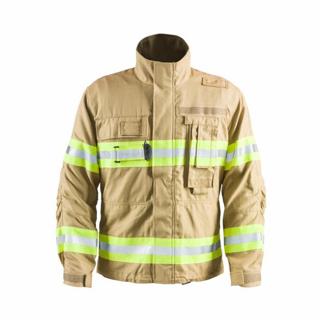 Texport Fire Wildland Gold, dvodijelno vatrogasno odijelo za šumski požar