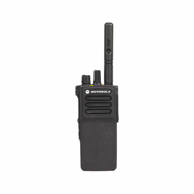 Portable Radio Station Motorola DP4401e, for firefighters and other emergency services