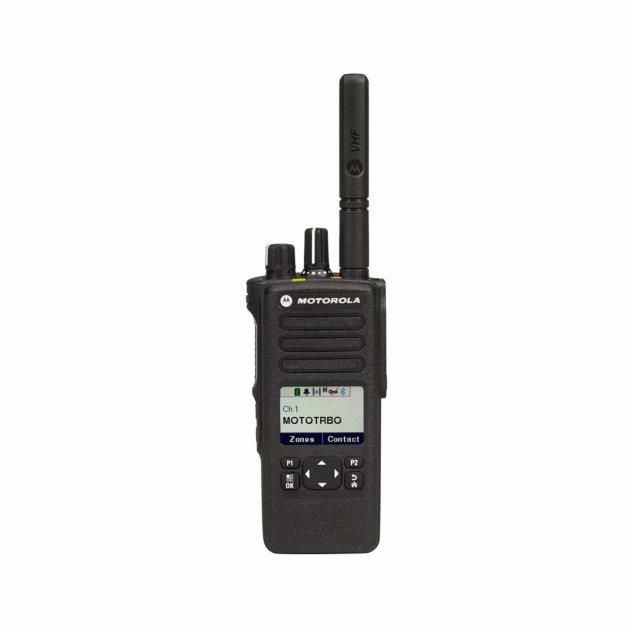 Ručna radio stanica Motorola DP4600e, za vatrogasce i ostale hitne službe