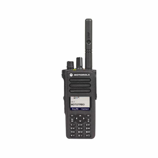Radio stanica Motorola DP4800e, ručna, za vatrogasce i civilnu zaštitu