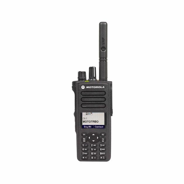 Radio stanica Motorola DP4801e, ručna, za vatrogasce i civilnu zaštitu