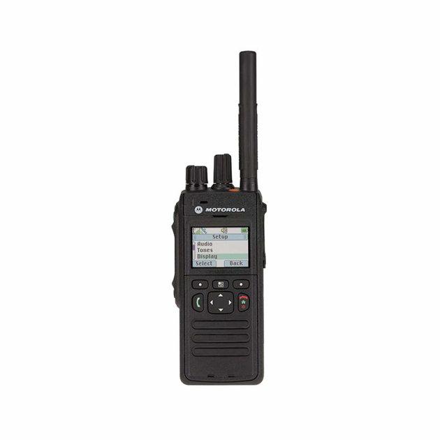 Radio stanica Motorola MT3500 Tetra, ručna, za vatrogasce i civilnu zaštitu