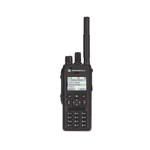 Radio stanica Motorola MT3550 Tetra, ručna, za vatrogasce i civilnu zaštitu
