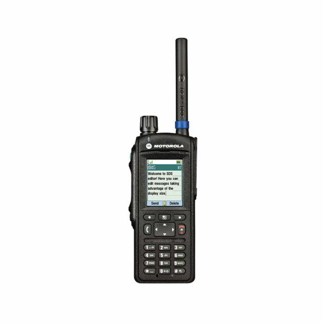 Radio stanica Motorola MT6650 Tetra, ručna, za vatrogasce i civilnu zaštitu