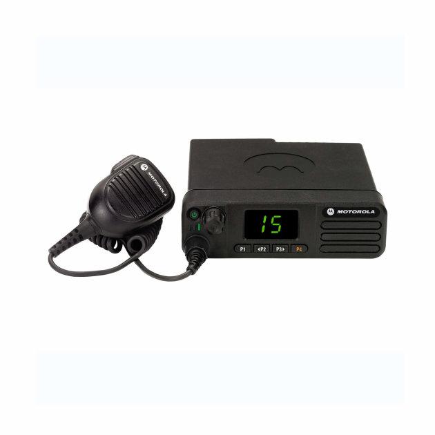 Mobilna radio stanica Motorola DM4401e, digitalna, za ugradnju u vatrogasna i ostala vozila