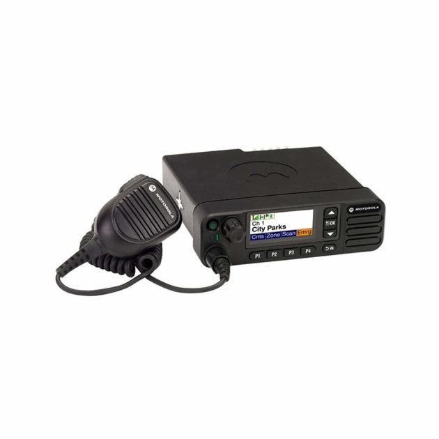 Mobilna radio stanica Motorola DM4601e, digitalna, za ugradnju u vatrogasna i ostala vozila