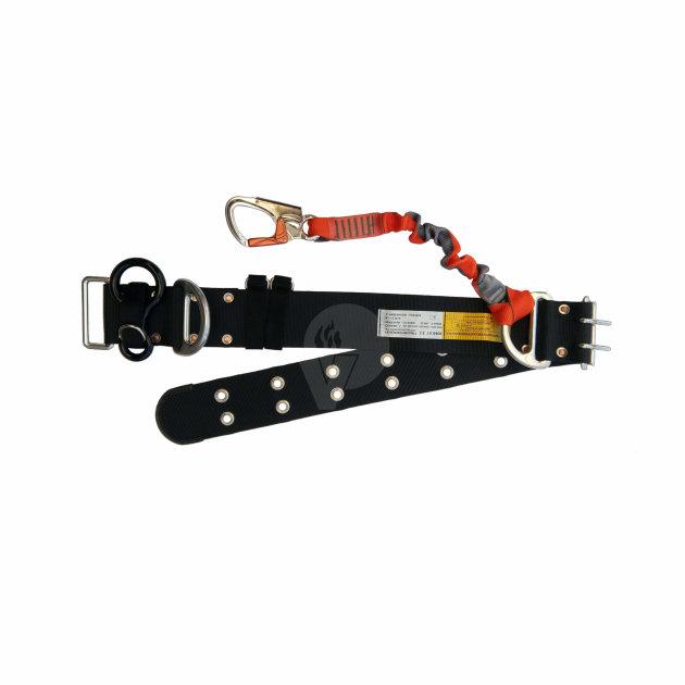 Vatrogasni opasač radni DS, ÖNORM F 4030 tip B, za rad na ljestvama i visini