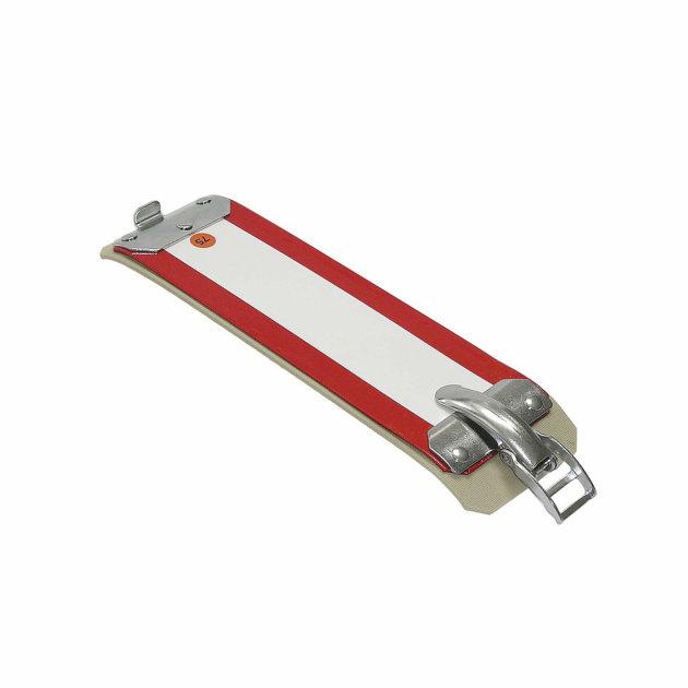 Vatrogasna povezica za cijev fi 75 mm, koristi se u slučaju pucanja cijevi za zatvaranje puknuća