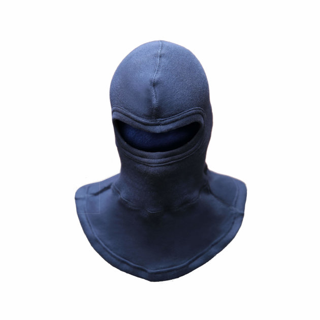 Knitted Fire Hood (Balaclava) Fyrtex, head protection under firefighter helmet
