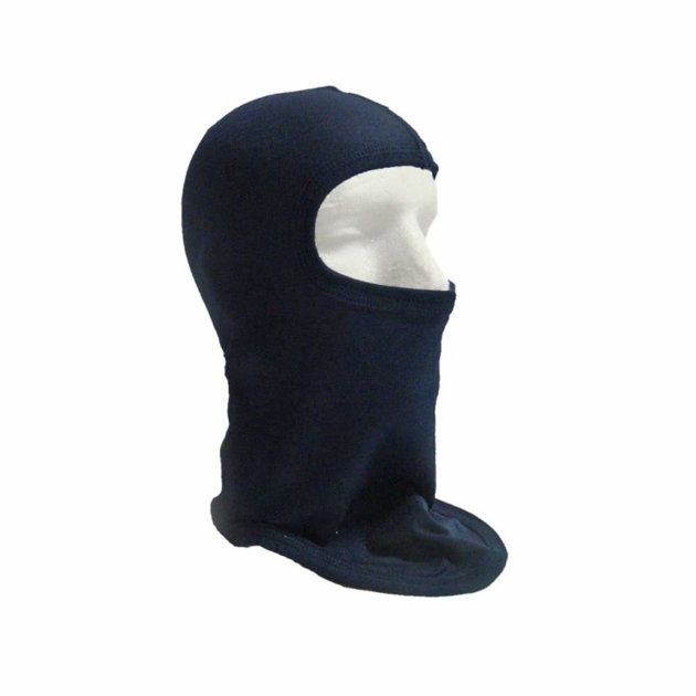 Firefighter Hood / Balaclava Nomex Bas, protection for head and neck under helmet and breathing apparatus