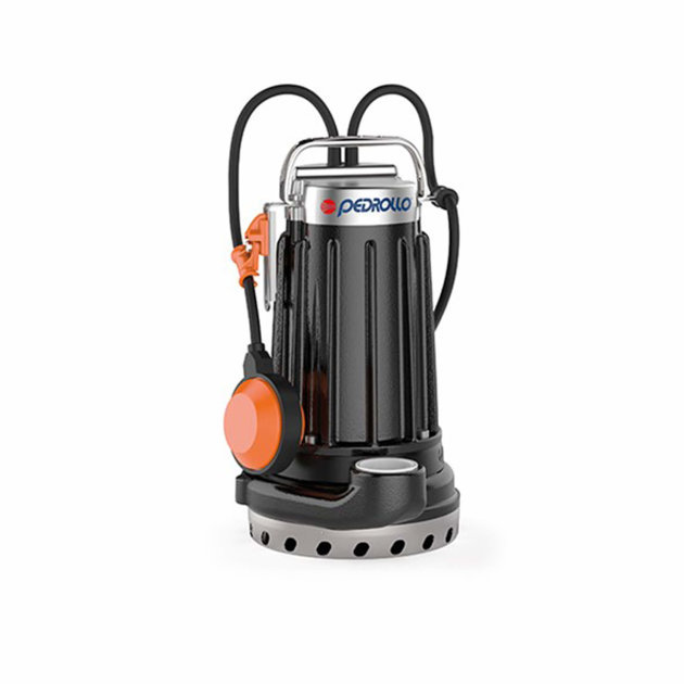 Submersible Pump Pedrollo DCm 30, for firefighters, agriculture, garden and home