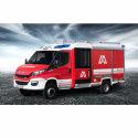 Vatrogasno malo navalno vozilo Magirus MLF, za intervencije gašenja požara i tehničke intervencije