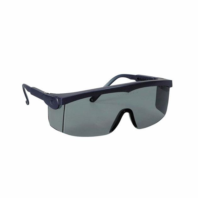 Zaštitne naočale Pivolux, sa bočnom zaštitom, tamne
