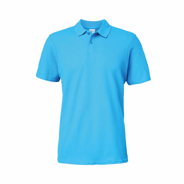 Gildan Softstyle Pique Men's Polo Shirt, 100% Cotton