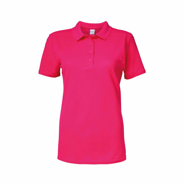 Polo majica ženska Gildan Softstyle Pique, 100 % pamuk