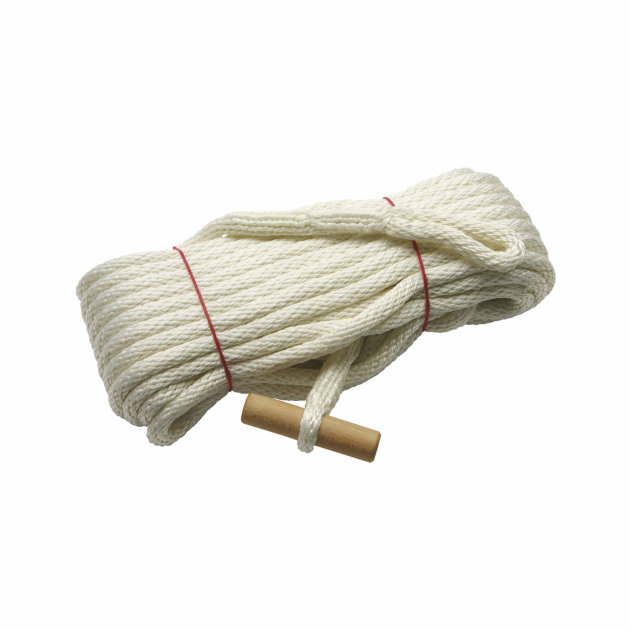 Fire safety rope Donges F 30-K, for height work operations