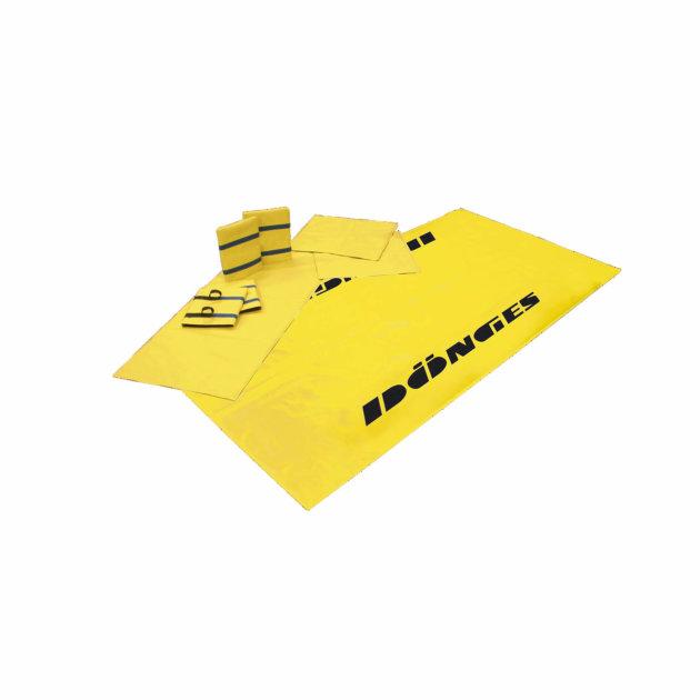 Zaštitni prekrivač za vatrogasnu opremu, može se koristiti i kao podloga za opremu i alat