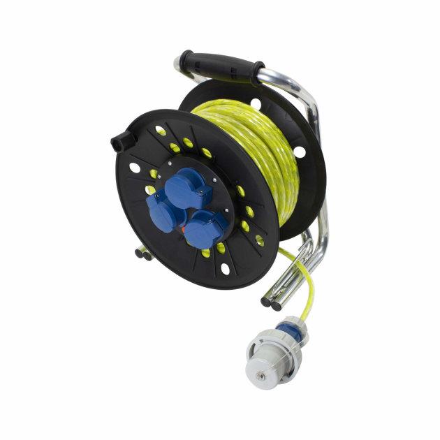Reflektirajući strujni kabel sa motalicom, za bolju vidljivost u mraku tijekom intervencija