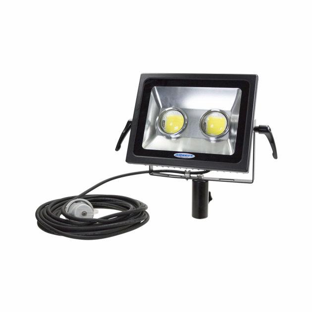 Vatrogasni LED reflektor Donges 100 W, 10.000 lm