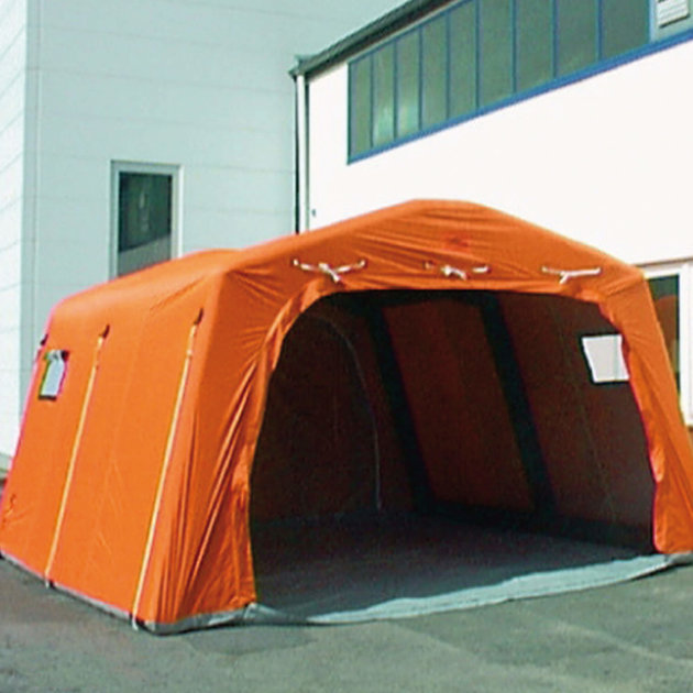 Inflatable Tent EZ-18, for ambulance, police, firefighters and civil protection