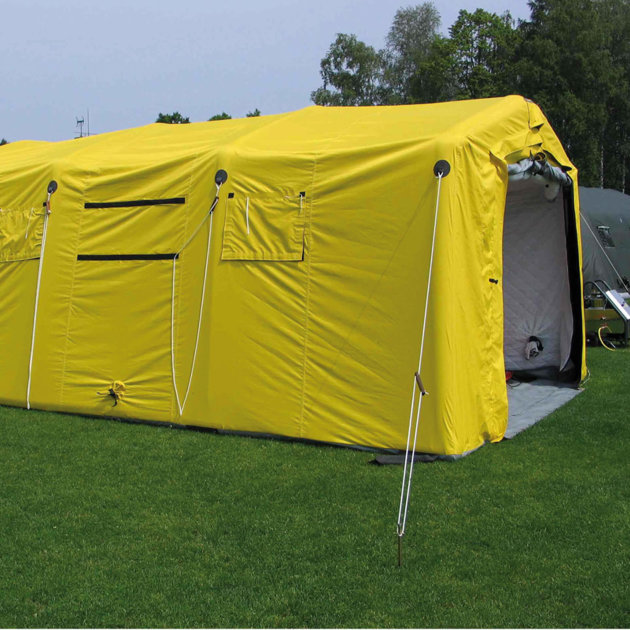 Inflatable Tent EZ-24, for ambulance, police, firefighters and civil protection