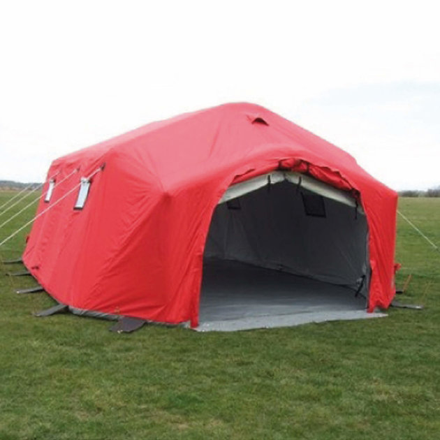 Šator na napuhavanje EZ-40, za Crveni križ, policiju, vatrogasce i civilnu zaštitu