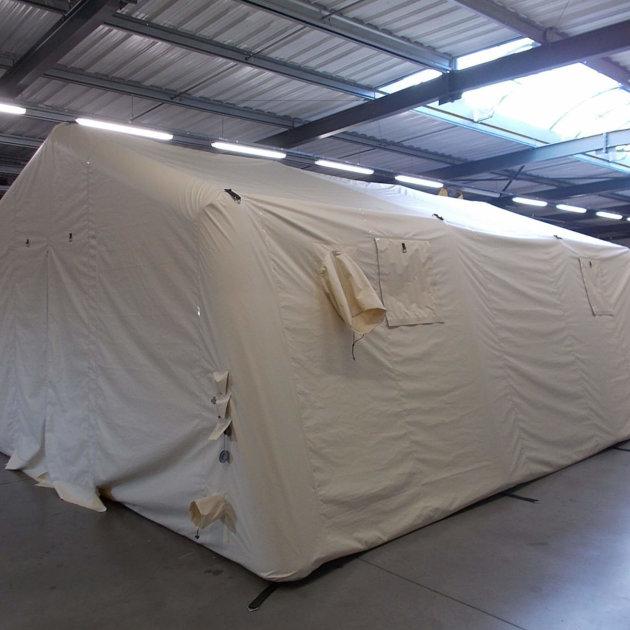 Šator na napuhavanje RCY 60, za Crveni križ, policiju, vatrogasce i civilnu zaštitu