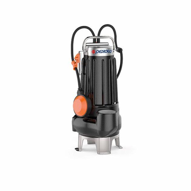 Potopna pumpa za otpadnu vodu Pedrollo MC/45