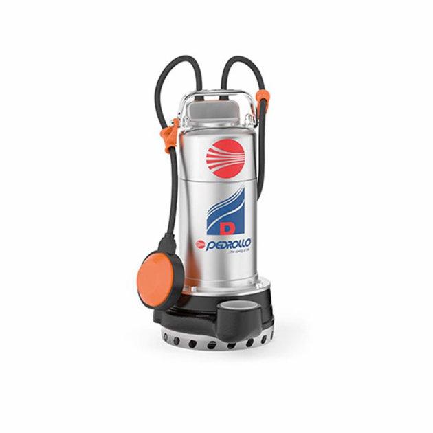 Potopna pumpa drenažna, za čistu i malo prljavu vodu Pedrollo D