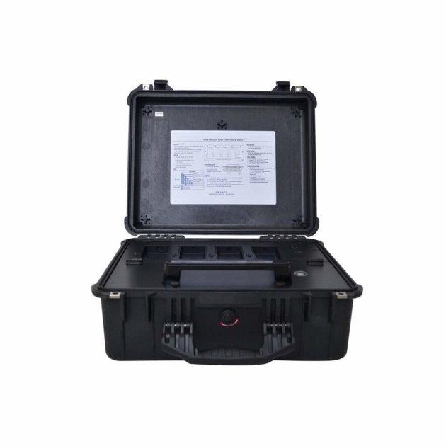 Stanica za kalibraciju i punjenje MGT detektora plina