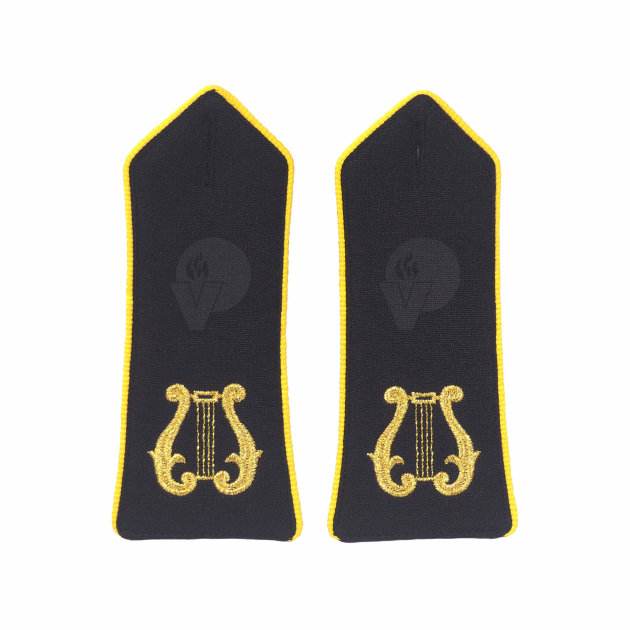 Firefighter Rank Marks, Member of the Firefighter Orchestra