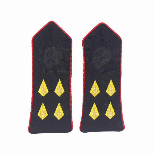 Firefighter Rank Marks, First Class non-commissioned Fire Officer