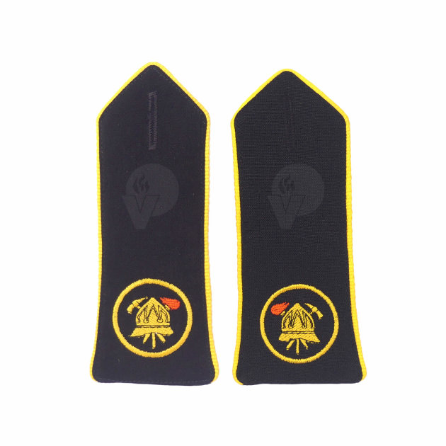 Firefighter Rank Marks, Honorary Fire Officer