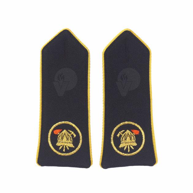 Vatrogasne oznake zvanja, Viši počasni vatrogasni časnik