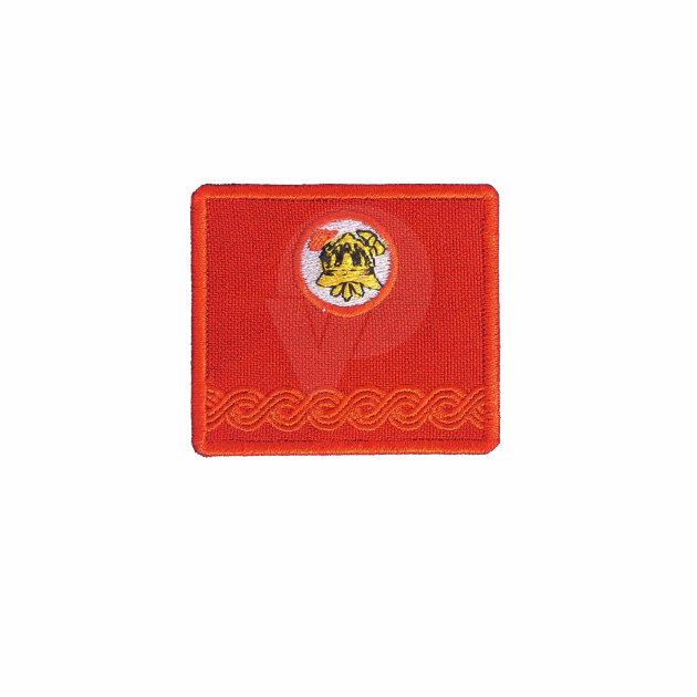 Vatrogasne oznake dužnosti za radno odijelo, Član zapovjedništva